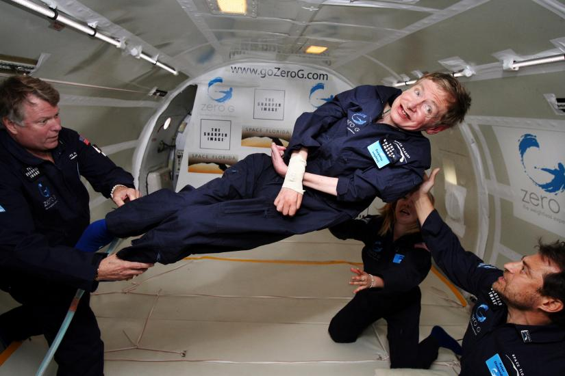 Stephen Hawking: A Legend