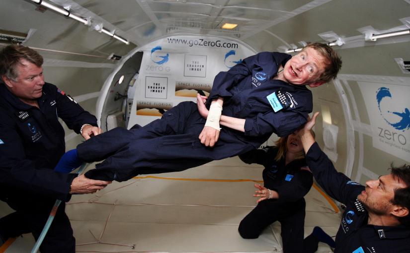 Stephen Hawking: ALegend